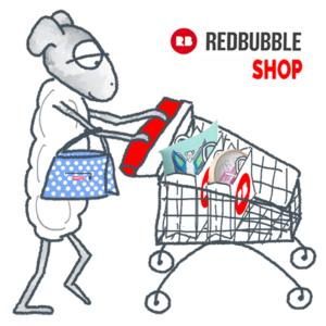 externer Link zum redbubble shop