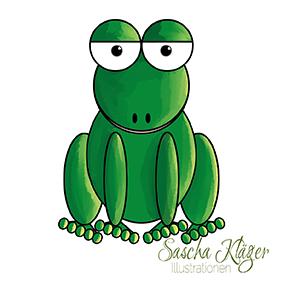 Rechnen mit Dietrich Frosch